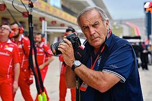 Формула 1 Новости Motorsport.com Джорджо Пиола показал часы в стиле Ф1, Motorsport.tv снял о нем фильм