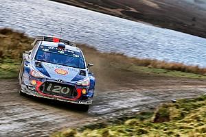 WRC Noticias Hyundai no confirma al 100% a ningún piloto para toda la temporada 2018