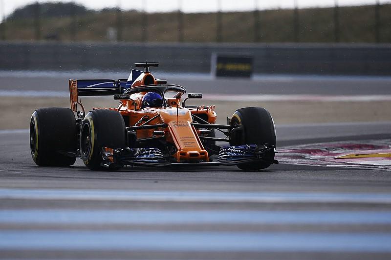 McLaren mit desaströsem Qualifying in Frankreich