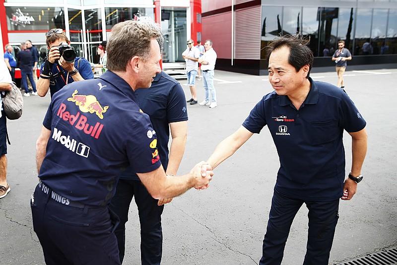 Honda: A Red Bull oldalán megmutathatjuk, mire vagyunk képesek