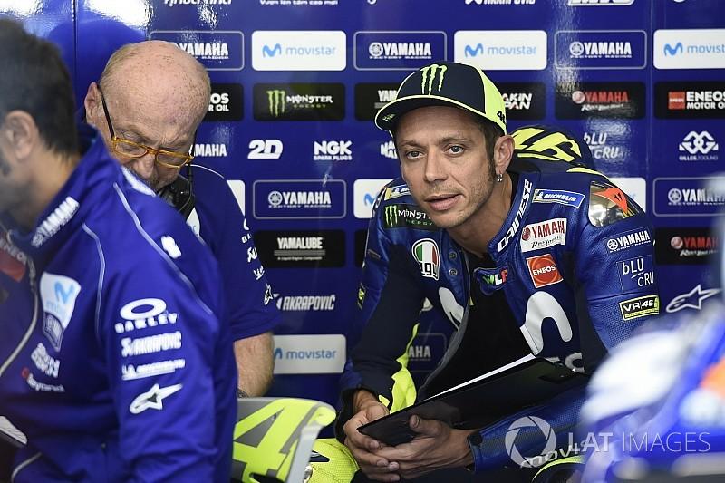 Rossi denies he wants Vinales' MotoGP crew chief
