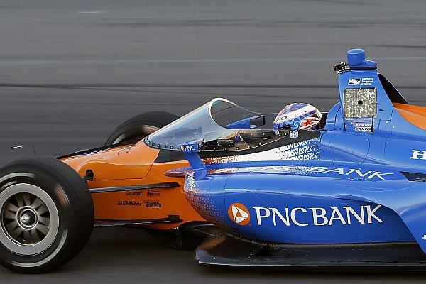 IndyCar, provato l'aeroscreen. Dixon: