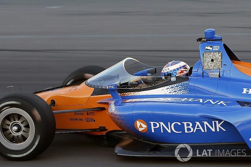 """IndyCar, provato l'aeroscreen. Dixon: """"Ci si adatta ed è silenzioso"""""""