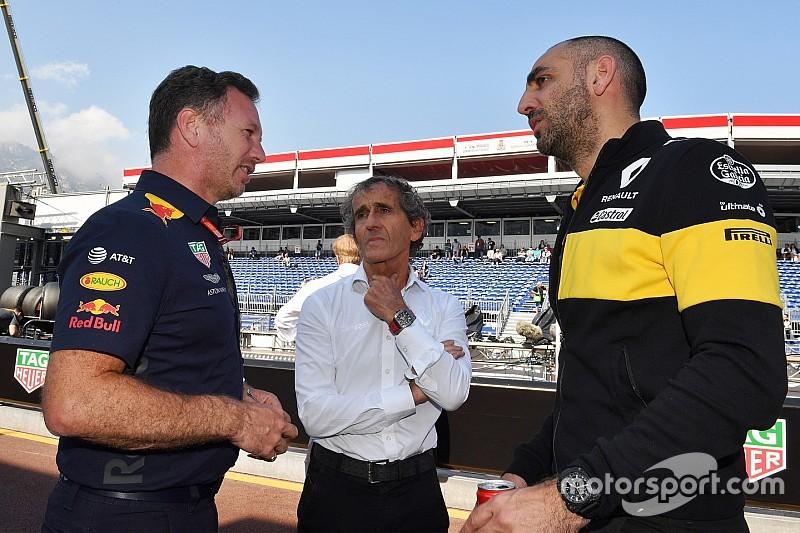 Scheidung Red Bull & Renault: