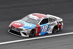 NASCAR Cup Race report Kyle Busch dominates Stage 2 of the Coke 600