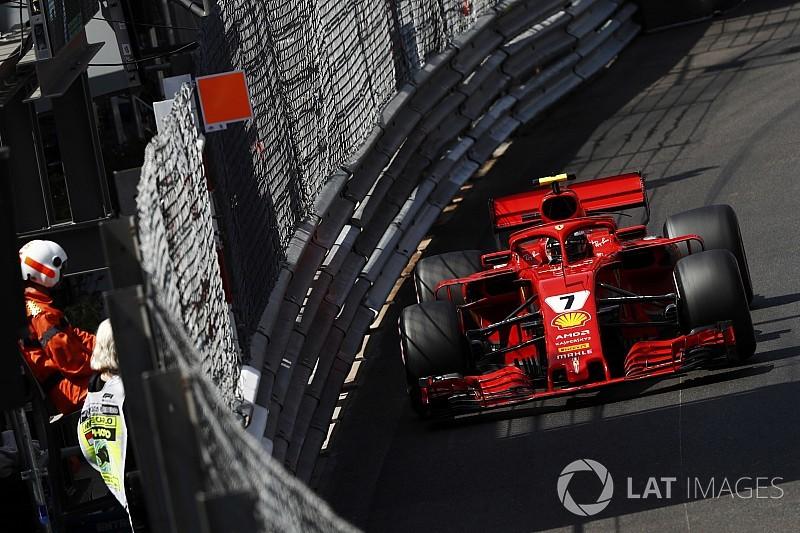 Fotogallery F1: gli scatti più belli delle Qualifiche del GP di Monaco