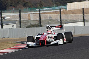 Matsushita quickest as Super Formula test ends