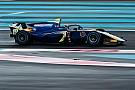 FIA F2 McLaren's Norris sweeps F2's first pre-season test day
