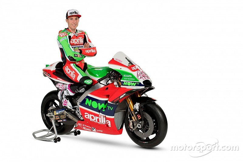 "Espargaro prefers consistency to ""dream"" Aprilia podium"