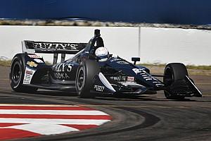 IndyCar Noticias Jordan King impresionó en su debut, pero no quedó conforme