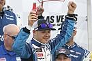 NASCAR XFINITY Kyle Larson gana la carrera de  Xfinity en Las Vegas