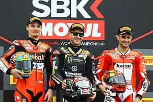 World Superbike Crónica de Carrera Rea gana en Motorland y Forés pone la emoción