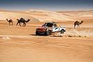 كروس كاونتري رالي أبوظبي الصحراوي: بروكوب وكوينتانيلا يقتربان من التتويج