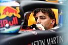 Formula 1 Ricciardo: