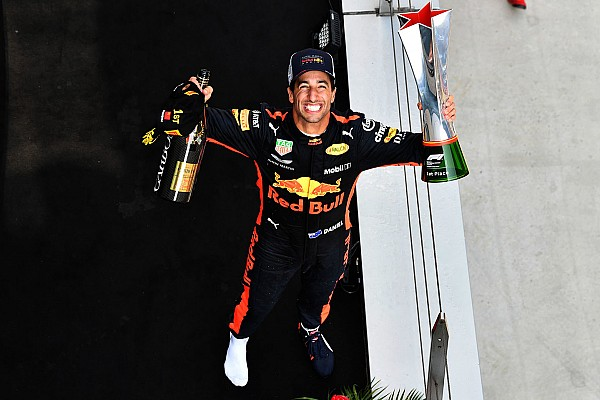 Ricciardo: Red Bull needs more wins to convince me to stay