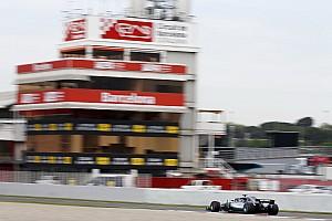 Fórmula 1 Crónica de test Bottas pone a Mercedes al frente en la segunda mañana de test en Barcelona