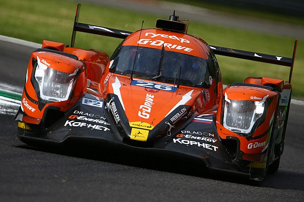 European Le Mans Race report Monza ELMS: Vergne leads G-Drive to victory
