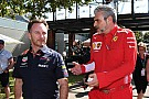 Formula 1 Ferrari, Red Bull clash over Mekies move