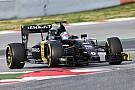 Renault confía en que su motor se acercó a Mercedes y Ferrari
