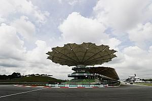 Формула 1 Livefeed Текстова трансляція першої практики Гран Прі Малайзії