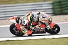 Moto2 Lorenzo Baldassarri a pu quitter l'hôpital