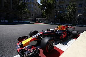 Red Bull level or ahead of Ferrari now - Verstappen