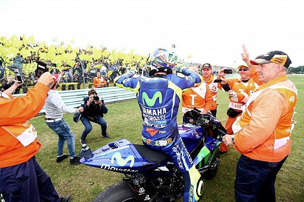 In beeld: De tiende zege van Rossi in de Assen TT