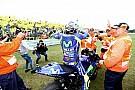 """Rossi: """"Trabajo duramente todo el año para esto, para ganar"""""""