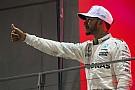 F1 Hamilton no tiene un deseo particular por igualar los siete títulos de Schumacher