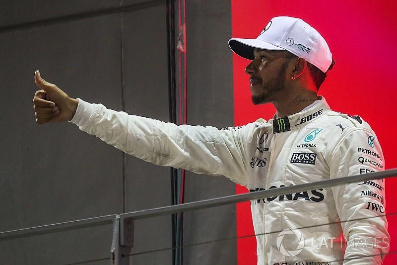 Hamilton: Sem vontade de superar sete títulos de Schumacher