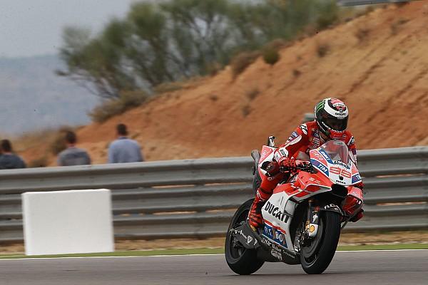 MotoGP Ultime notizie Lorenzo:
