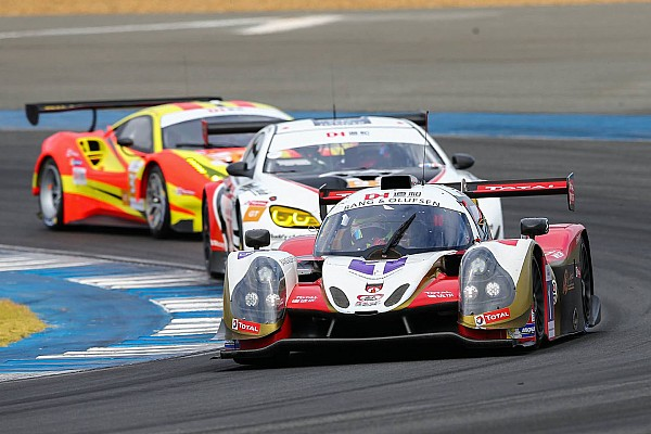 2017 Le Mans 24H: No less than 10 cars coming from the Asian Le Mans Series