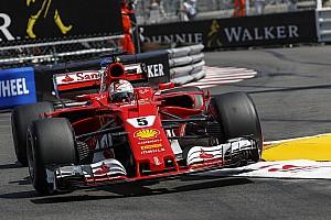 """Fórmula 1 Últimas notícias Vettel diz que foi """"ganancioso demais"""" na classificação"""