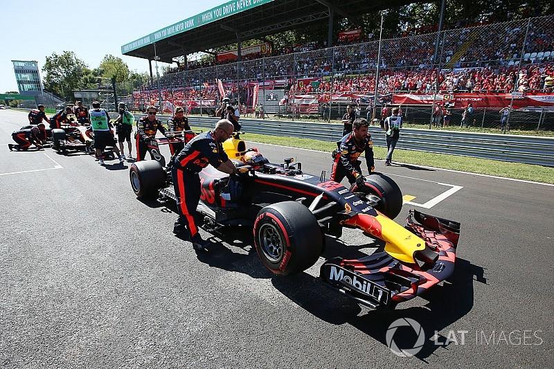 Red Bull espera por mais punições até o fim do ano