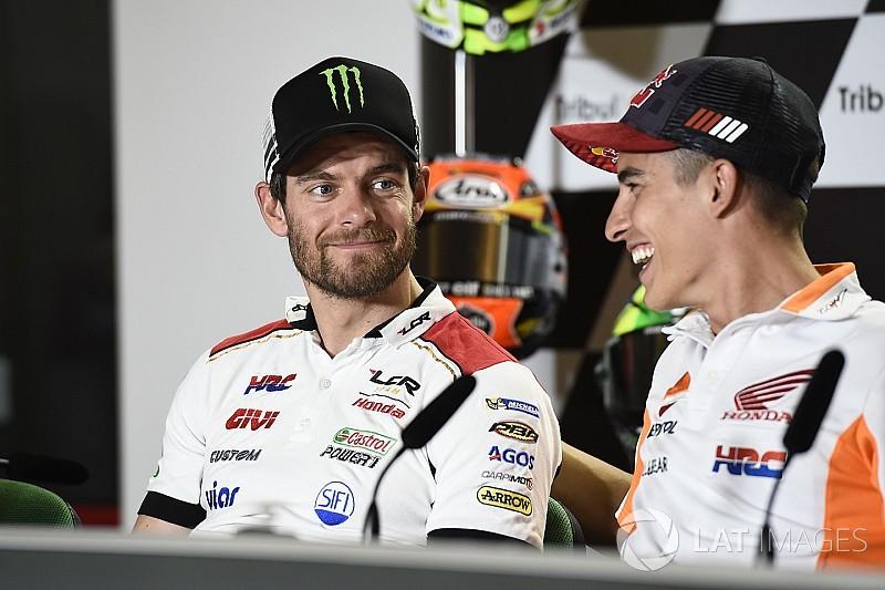 """Crutchlow: """"Marquez is nu de enige alien in de MotoGP"""""""