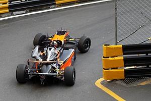F3 Practice report Macau GP: Ilott blitzes final practice