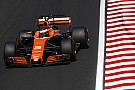 Vandoorne set for 35-place grid penalty after Honda upgrade