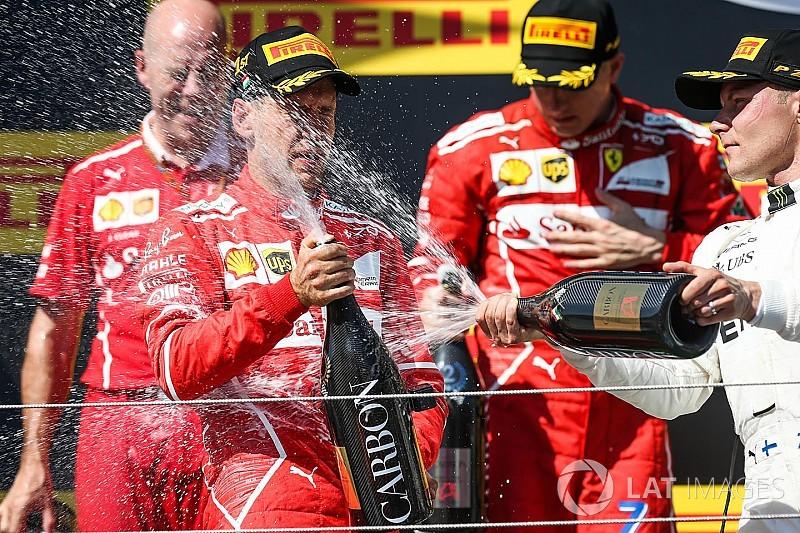 Räikkönen ötödször, Vettel és Hamilton harmadszor nyerhet Belgiumban