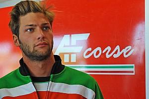 ELMS Ultime notizie Giorgio Roda divide una Ferrari della AF Corse con il padre Gianluca
