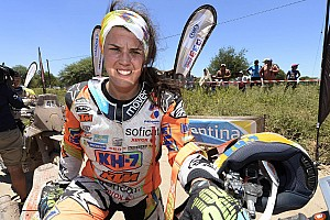 Dakar Breaking news Sanz reveals