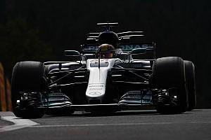 Fórmula 1 Crónica de entrenamientos Hamilton responde en Bélgica ante la llegada de la lluvia