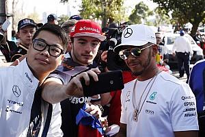 Formule 1 Actualités La F1 poursuit l'ouverture de la vidéo aux réseaux sociaux