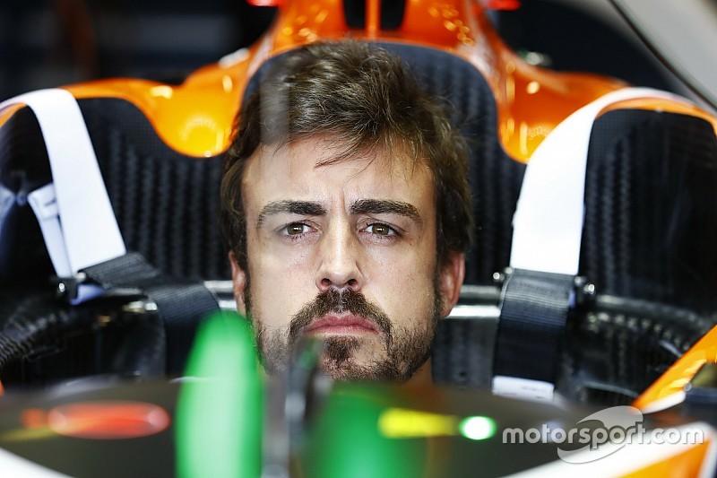 Alonso demande une réaction