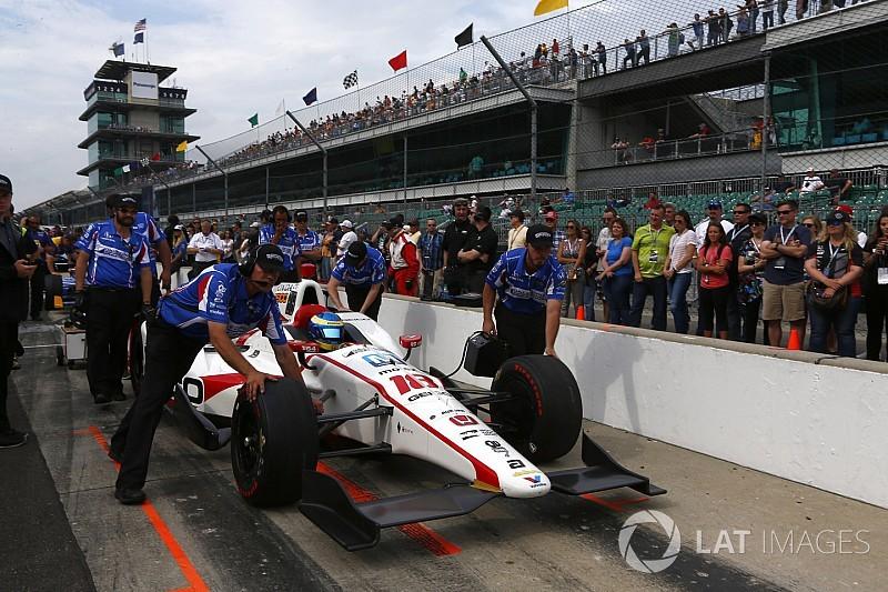 Бурдэ пропустит оставшуюся часть сезона IndyCar