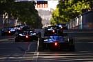 La grille de départ de l'ePrix de Paris