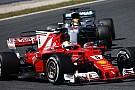 Formule 1 Hamilton : Une bataille