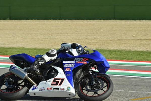 CIV Supersport Ultime notizie CIV a Misano: cade Mazzola, trasferito d'urgenza al Bufalini di Cesena