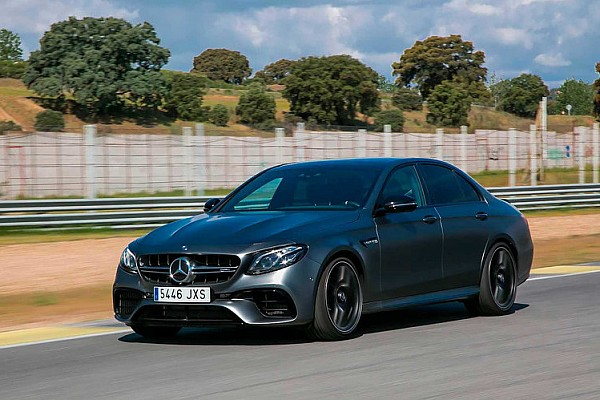 Automotive Noticias de última hora Mercedes-AMG E 63 S 4MATIC 2017: la bestia anda suelta