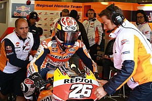 MotoGP Reactions Pedrosa: Kami perlu menjadi agresif
