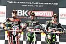 Першу гонку сезону-2017 WSBK виграв Рей